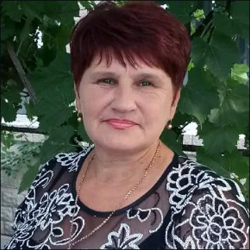 Кучина Евгения Андреевна